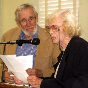 Keith and Peggy Munson