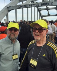 Orloff Miller at 50th Anniversary of Selma Bridge Crossing 2015