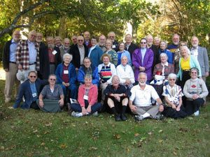 Fall Conference Attendees, 2009