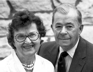 Anna Louise and John W Brigham