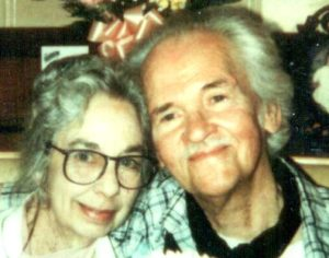 Donovan and Donna White
