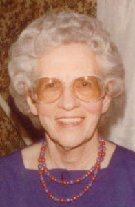Harriet Wyman
