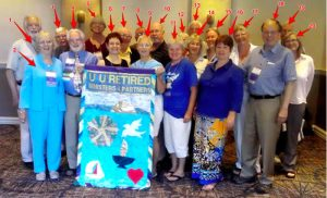 Welcome to New UURMaPA Members 2012 Luncheon