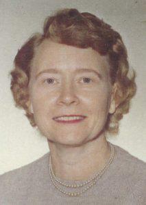 Marilyn Steeves