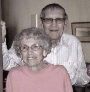 Millicent and Vester Vanstrom