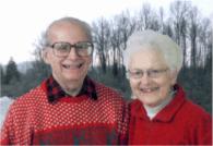Ed and Phyllis Peara