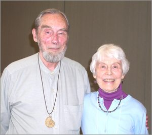 Al and Mary Thelander