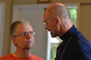 Steven Storla and Bob Schaibly