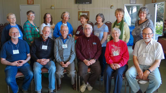 Seabeck Conference Attendees 2014