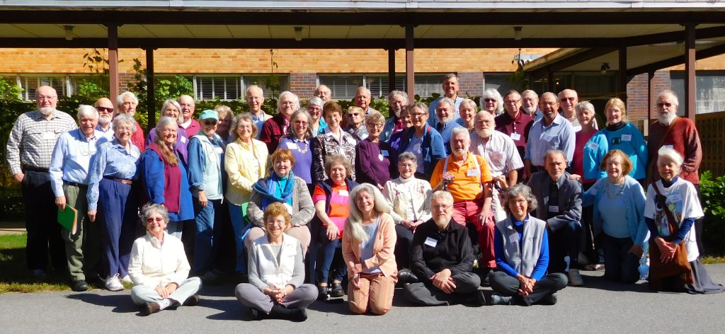 Fall 2016 Conference Attendees